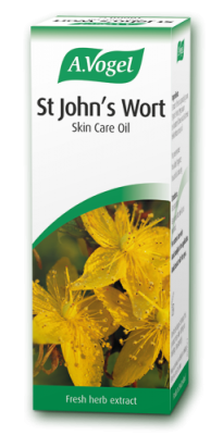 St John's Wort Skin Care Oil