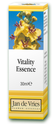 Bach Flower Remedy Vitality Essence