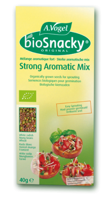 BioSnacky sprouting seeds