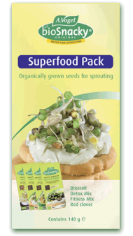 A Vogel Biosnacky Superfood Pack