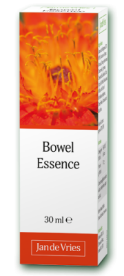 Bach Flower remedy Bowel Essence