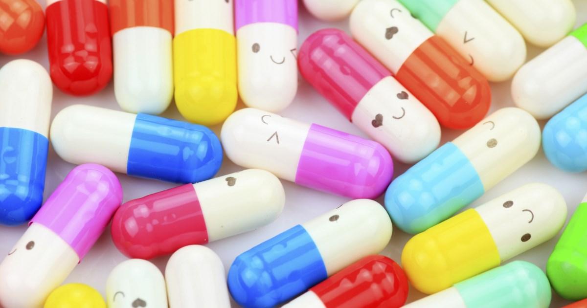 M Antibiotic Antibiotics are good f...