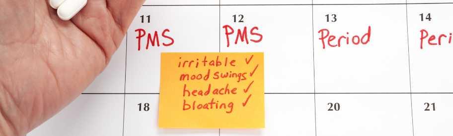 Pms mood swings terrible Period mood