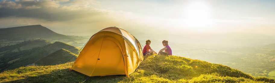 For Camping In Summer & Hot Weather
