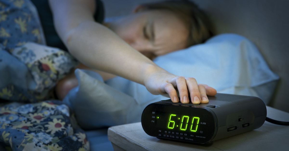 Do teenagers really need more sleep