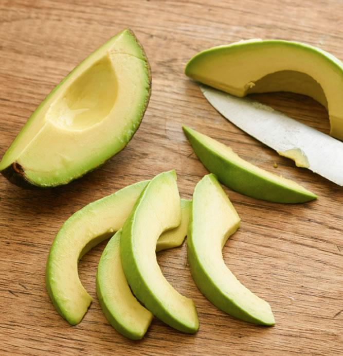 how to preserve cut avocado
