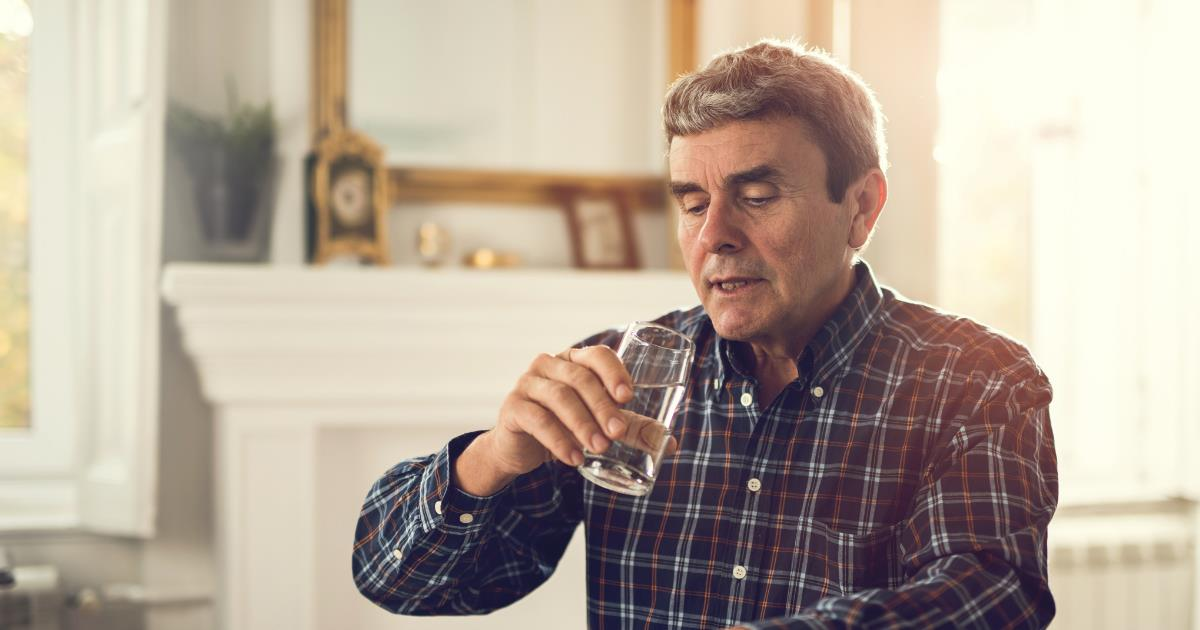 prostate alcoholism