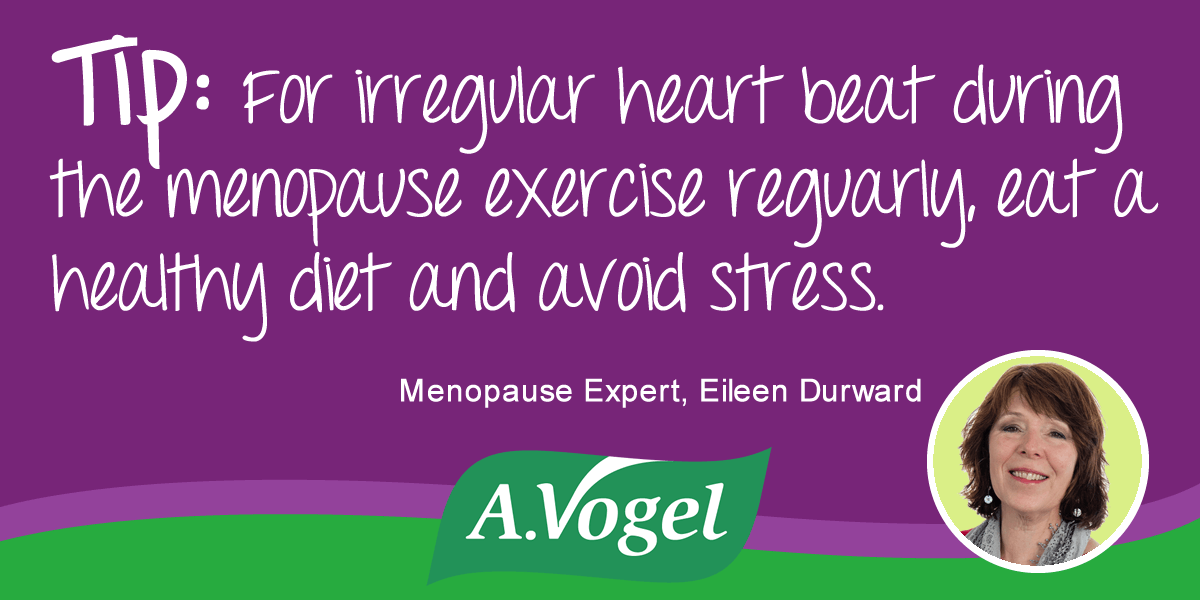 Menopause And Irregular Heartbeat Causes And Solutions