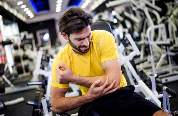 How to ease muscle pain after a workout