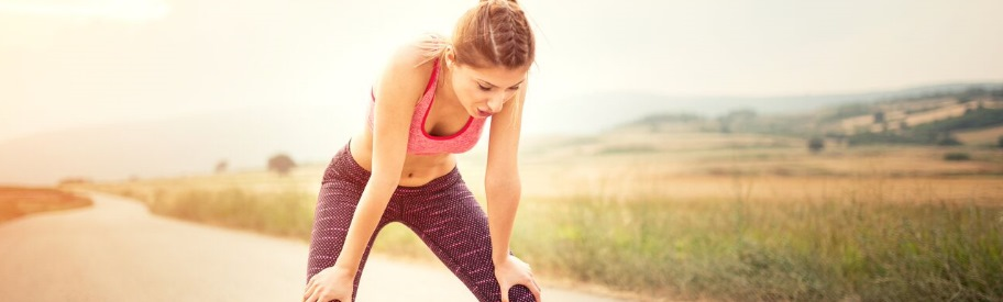 Why suffer fatigue after running | Get Active with A.Vogel