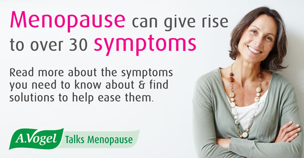 Menopause symptoms - menopause can give rise to over 30 different symptoms, including physical and emotional symptoms