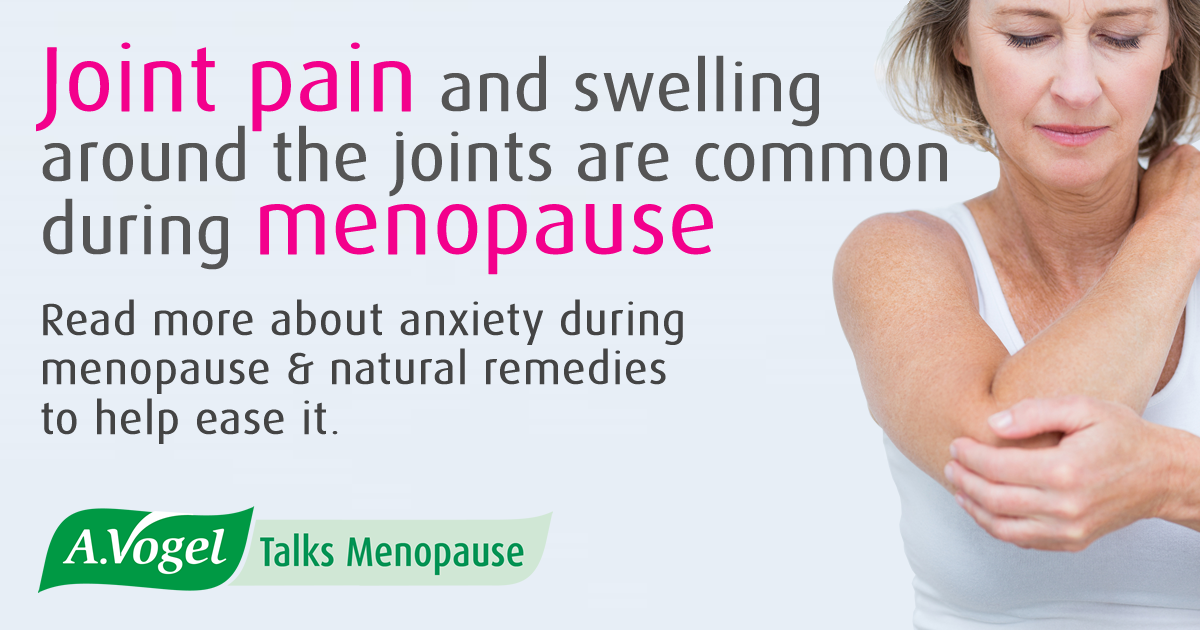 Menopause and breast soreness