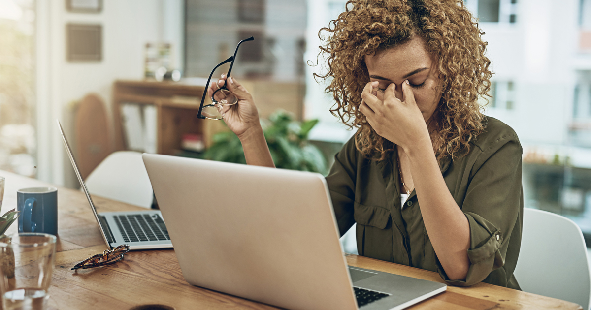 Stress and Your Vision