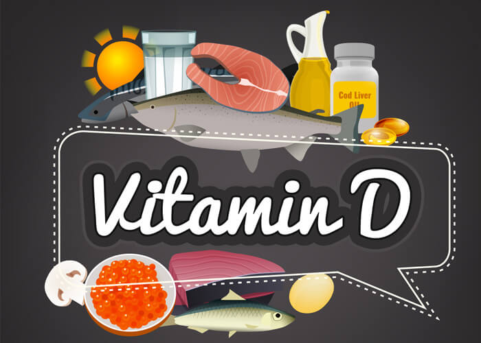 What foods are high in vitamin D?