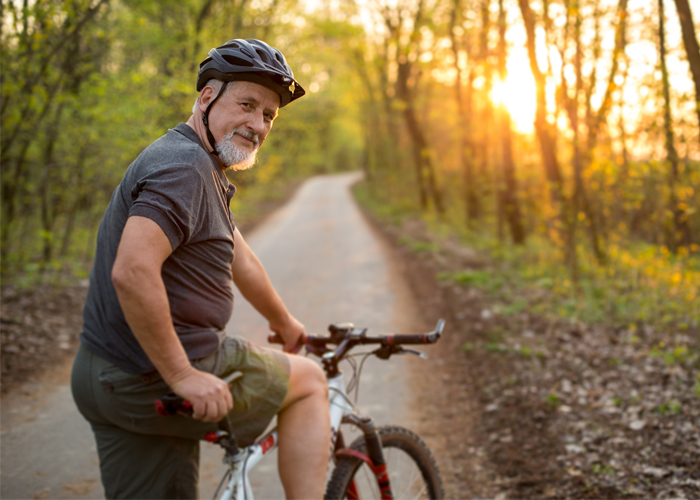 Healthy aging - how exercise supports the immune system