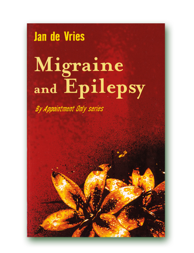 Migraine Amp Epilepsy By Jan De Vries border=