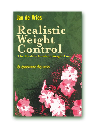 Realistic Weight Control By Jan De Vries border=