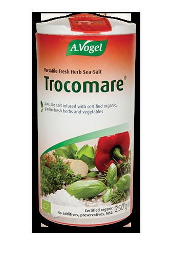 Trocomare Versatile Fresh Herb Sea Salt From A Vogel