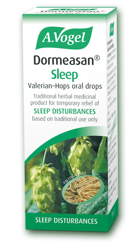 Dormeasansupreg Sup Valerian Hops Herbal Sleep Remedy