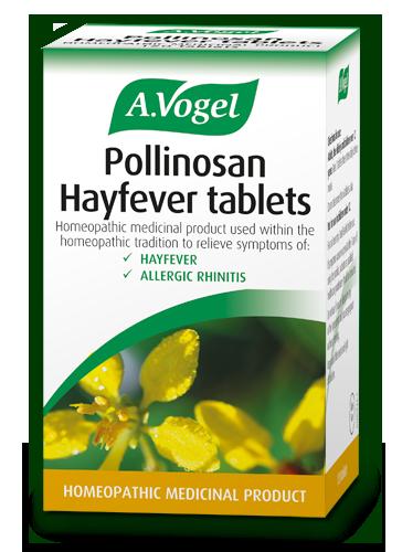 Pollinosan Luffa Hayfever Relief Tablets