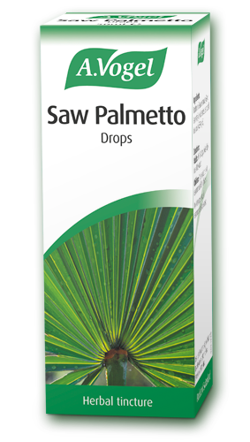 Saw Palmetto From A Vogel Extract Of Sabal Serrulata