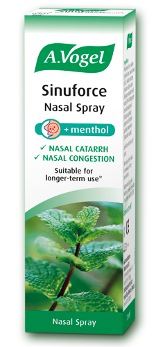 nasal spray steroid antihistamine