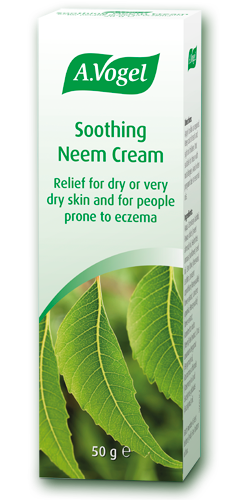 Neem Cream – helps counter redness and skin flare ups